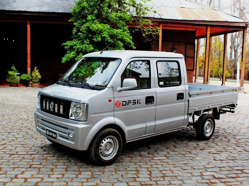 Foto Cabina Venta : Dfsk serie v inicia venta en chile versiones cabina simple y