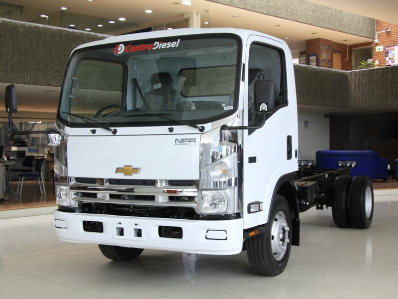 Gmc El Paso >> Buses y Camiones Chevrolet se mantienen en ascenso