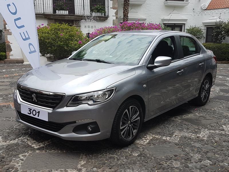 Peugeot 301 2017 llega a México desde $242,900 pesos