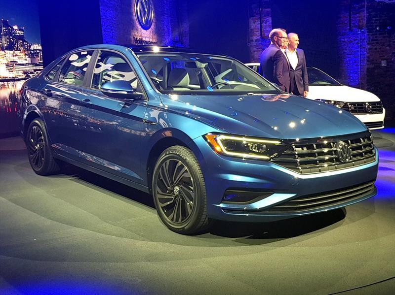Volkswagen Jetta 2019, toda una revolución