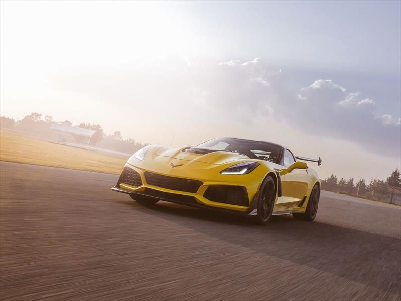 Chevrolet Corvette ZR1 2019 a prueba, ¡el mejor deportivo americano de la historia!