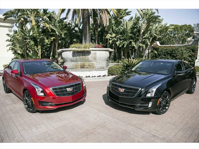 Cadillac ATS y CTS con Black Chrome Package