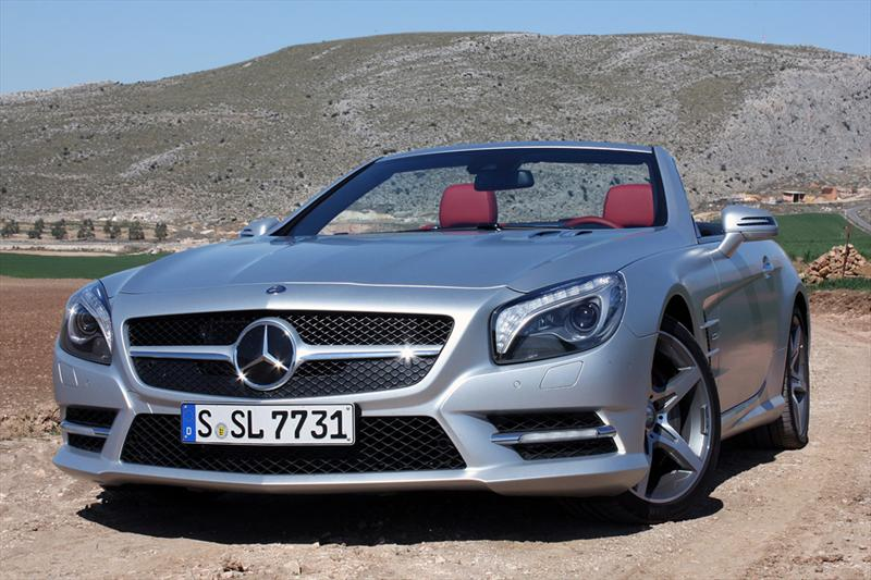 Mercedes-Benz Clase SL 2013 a revisión en EUA