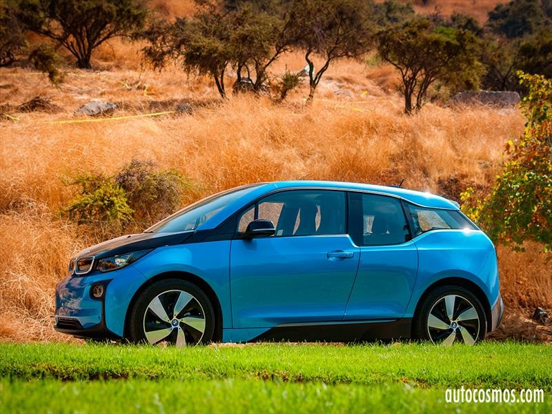Test Drive: BMW i3 2018