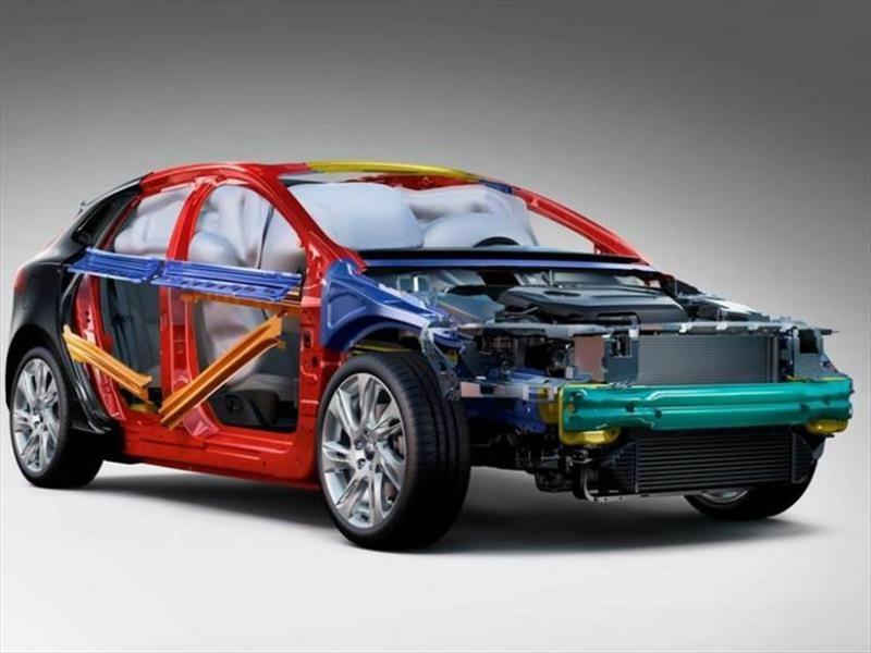 Los tipos de seguridad en los automóviles