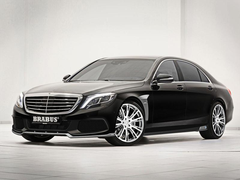 Brabus otorga 720 hp al nuevo mercedes benz clase s for Mercedes benz alabama