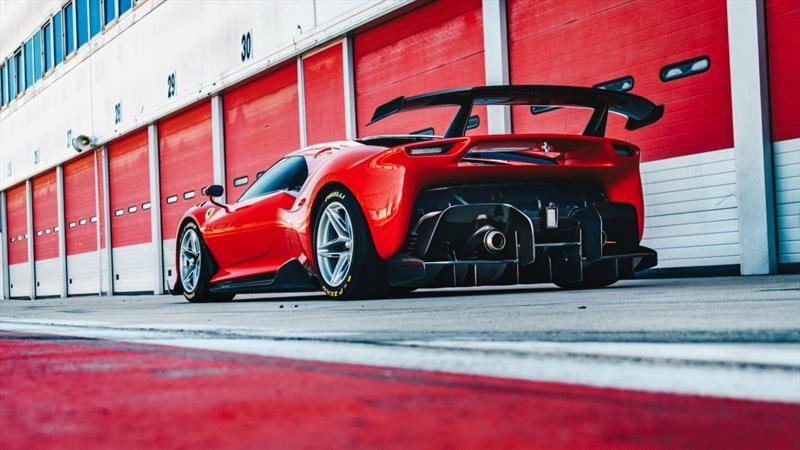 Si se desea un one-off de Ferrari, hay que esperar al menos cinco años