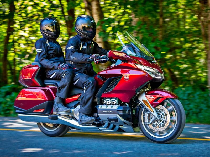 Honda Gold Wing Tour 2018 debuta