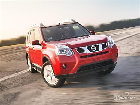Nissan X-Trail Exclusive 2012 a prueba