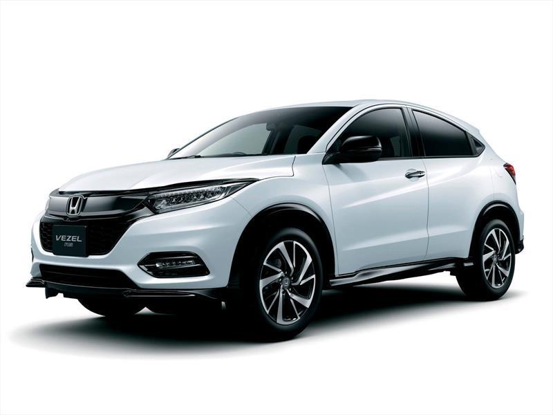 Honda Vezel 2019, la HR-V se actualiza en Japón