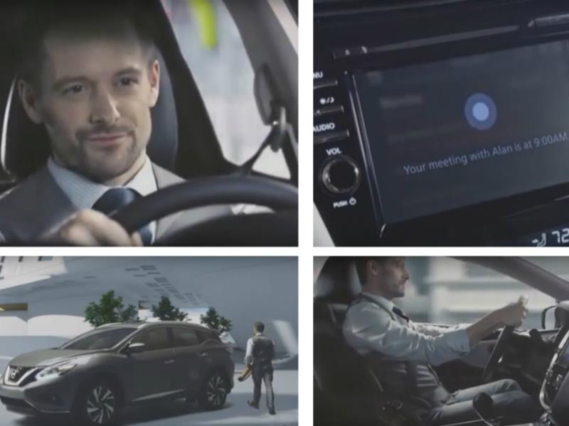 Cortana, desarrollo tecnológico de la Alianza Renault-Nissan