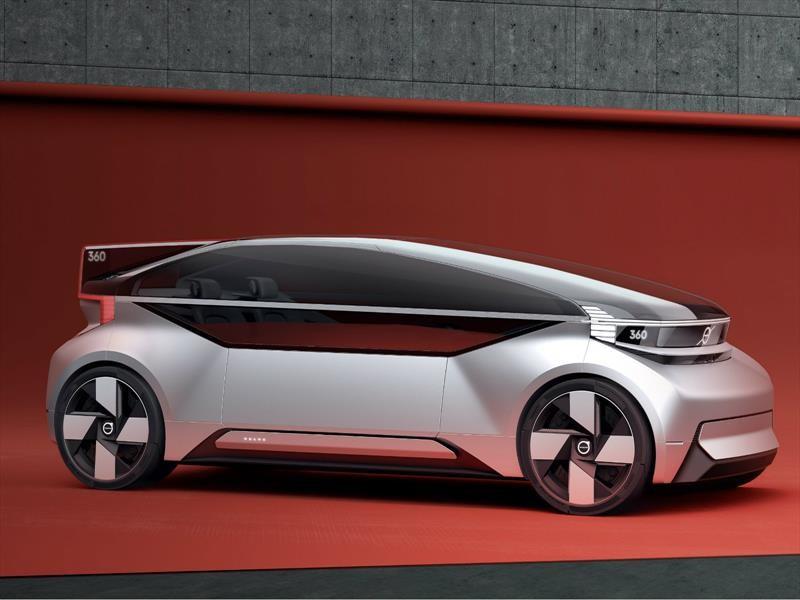 Volvo 360c autonomous concept, el futuro cada vez más cerca