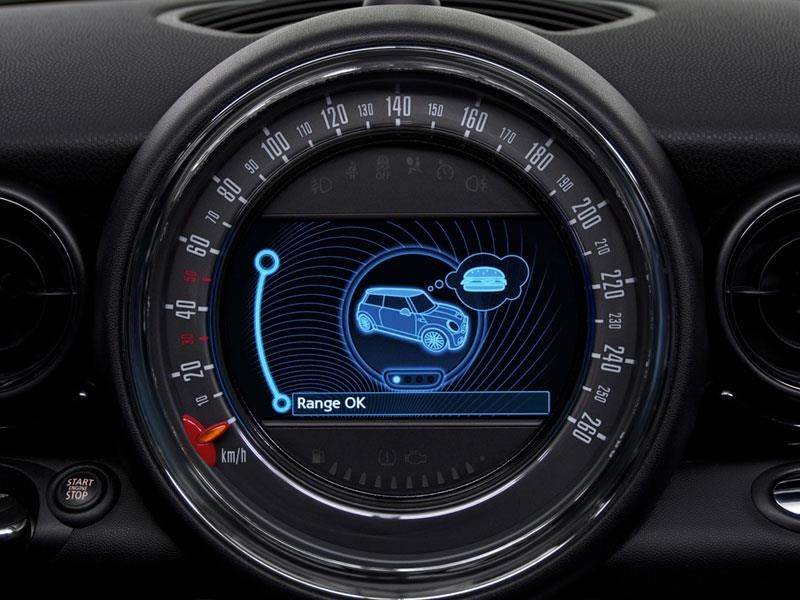 MINI Connected, el enlace entre el conductor y el auto