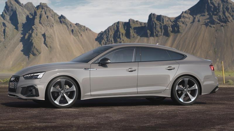 Audi perfecciona el diseño y la gama de motores del A5