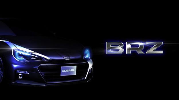 Subaru BRZ Concept STI: Una semana para su estreno