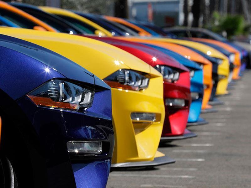 20 cosas que no conocías del Ford Mustang
